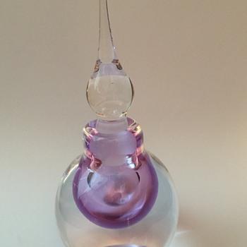 Vandermark Perfume Bottle