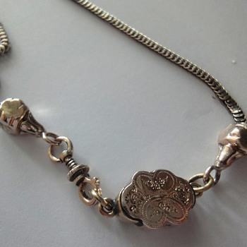 Pocket watch chain or necklace?