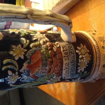 my favorite beer stein from ww2 - Breweriana