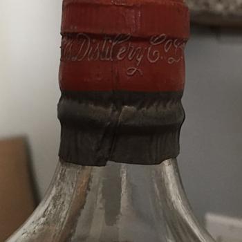 Vintage Liquor