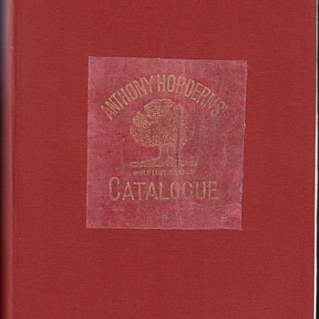 Anthony Hordern's General Mail Order Catalogue 1924