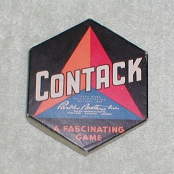 1939 - Contack Game