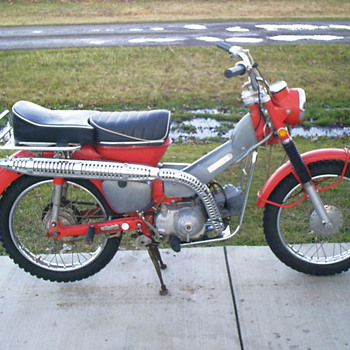 1970 Honda CT90 Trail 90