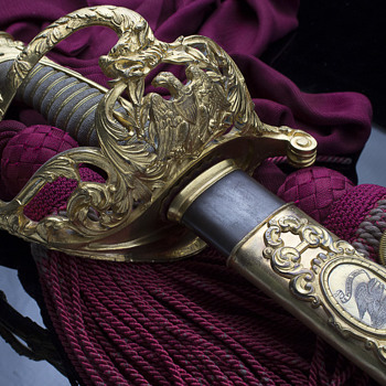 Horstmann Civil War Presentation Sword (Civil War)