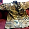Hand Stitched Suede Coat Theme 1590 AFRICA