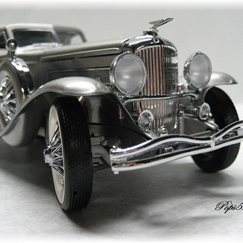 Some Favorite Diecast Models - Model Cars
