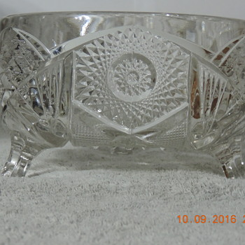 Estate Sale Find - Glassware