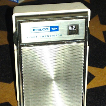 Philco/Ford RT 810 transisitor