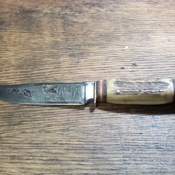 Geisen & Forsthoff Hunting Knife. - Sporting Goods