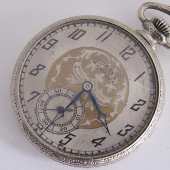 Hampden Dueber Pocket Watch - Pocket Watches