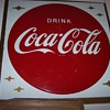 Vintage Coke Sign