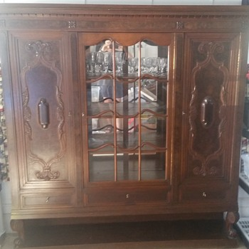 China Cabinet  from Europe