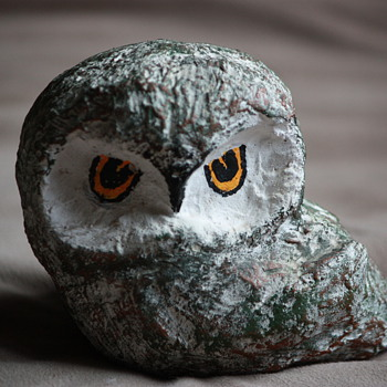 Handmade Owl