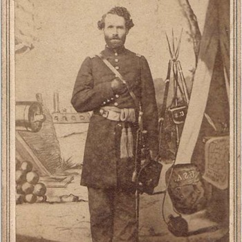 Civil War Collectibles - Photographs