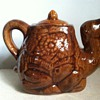 Pottery Camel Pitcher/Creamer