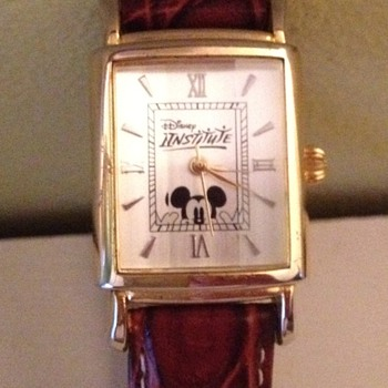 Disney Institute watch