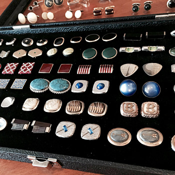 My cufflinks collection