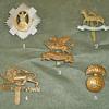 Badges for all 1914 British Line Infantry Regiments, Part 1