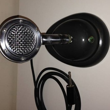 Vintage Shure Microphone 70 ST