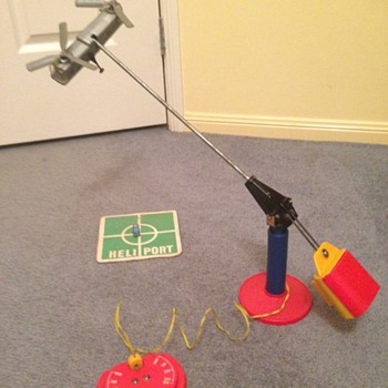 Toy Helicopter Game Made In Japan