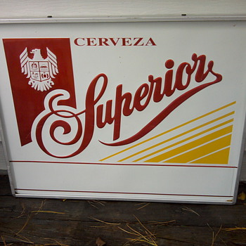 Cerevza Superior - Signs