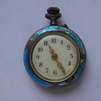 Grandmother's Necklace Watch - Pocket Watches
