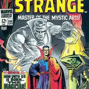 Doctor Strange - Comic Books