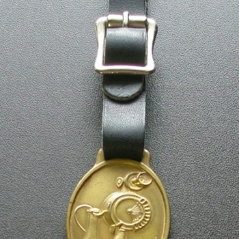 Telephone Company Manufacturing Watch Fobs