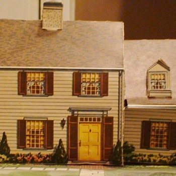 """Mr. Blandings Dream House""  Mail Order House and Plans"