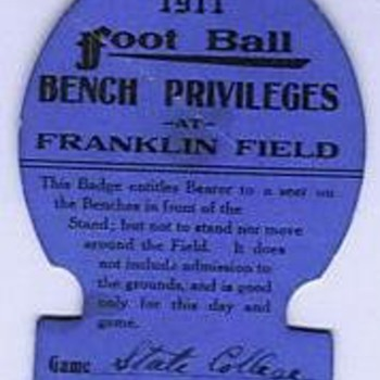 Early Penn State Football Tickets - Football