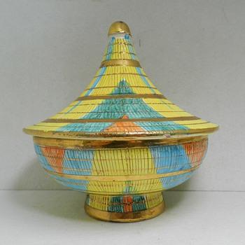 Bitossi? Italian Mid Century Art Pottery - Art Pottery