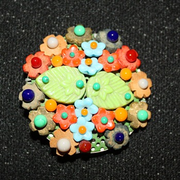 Czech brooch