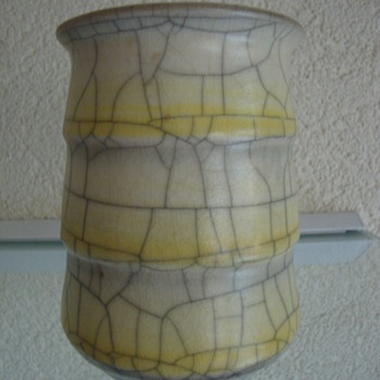 unknown vase - Art Pottery
