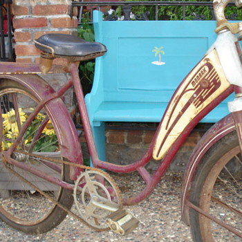 1948 MONARK BIKE - Outdoor Sports