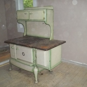 Old Woodfired Cook Stove