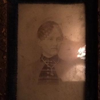 First women chaplain  - Photographs