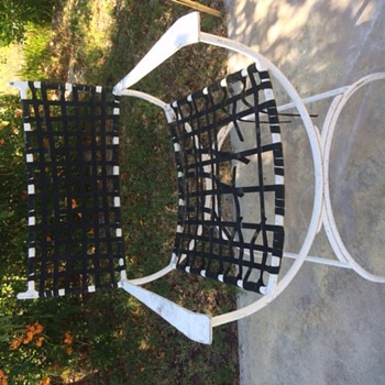 Mid century lawn furniture - Furniture
