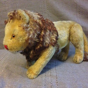 "Steiff "" PAPA LION"" - Dolls"