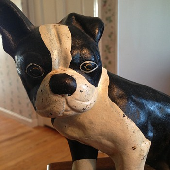 Boston Terrier  - Figurines