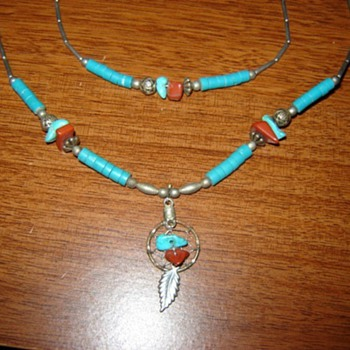 Necklace from Indian Reserve - Fine Jewelry