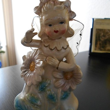 Napco April Daisey Figurine