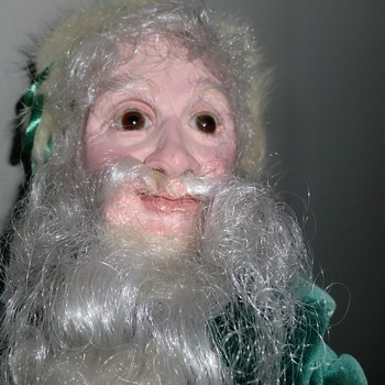 "19"" Old man Christmas Doll?"
