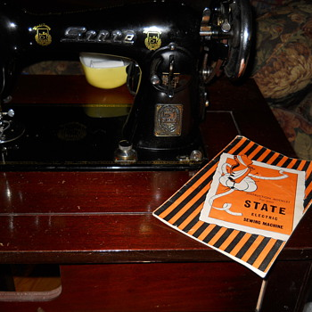 State sewing machine