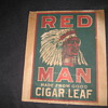 REDMAN TOBACCO SIGN