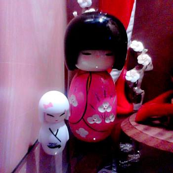 My Aunt's Kokeshi