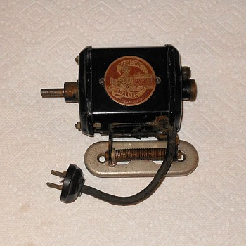 Domestic Machines Electric Sewing Machine Motor