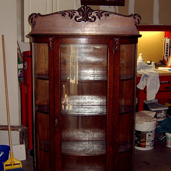 China Cabinet - Furniture
