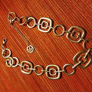 Trifari Necklace - Costume Jewelry