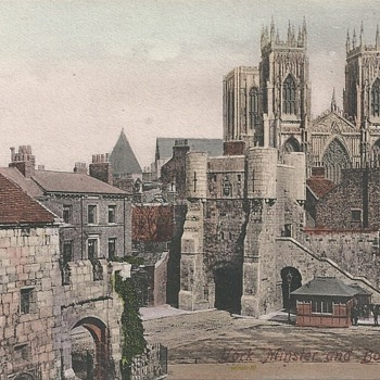 BOOTHAM BAR & MINSTER, YORK
