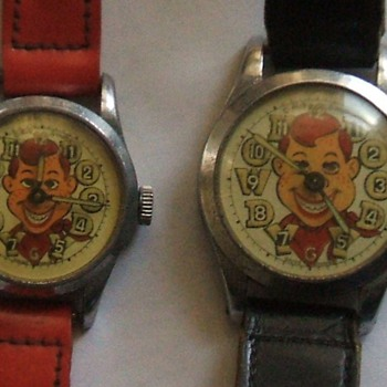 Howdy Doody Watches - Wristwatches